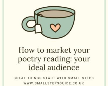 How to market your poetry reading your ideal audience