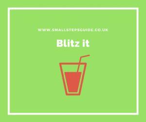 Blitz it bonus tip