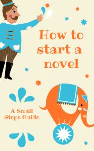 How to start a novel Cover