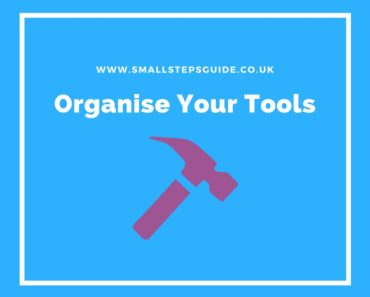 Organise your tools