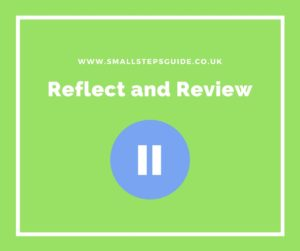 Reflect and review