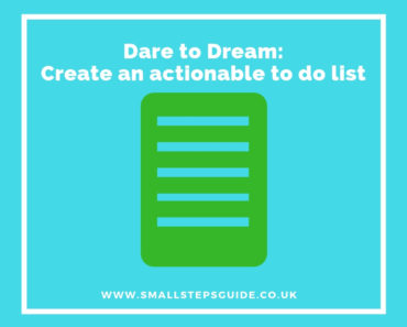 Create an actionable to do list