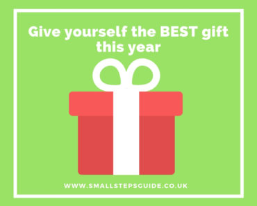 Give yourself the best gift this year