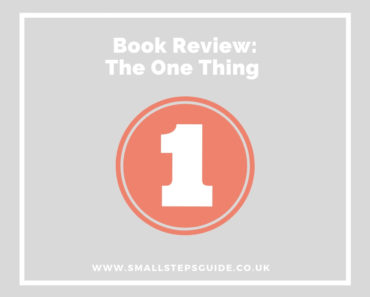 Book review one thing