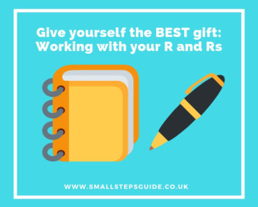 working with your r and rs