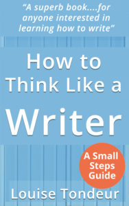 How to Think Like a Writer cover