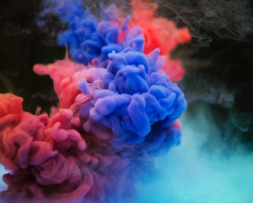 Picture of coloured smoke by rawpixel on unsplash