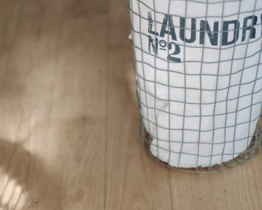 Photo of a laundry basket by Andy Fitzsimon on Unsplash